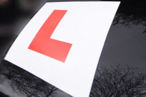 L-plate-learner-driver