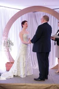 vows and dress