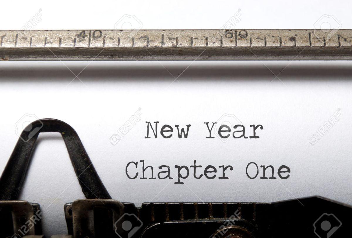 New Year New Start | literarylydi