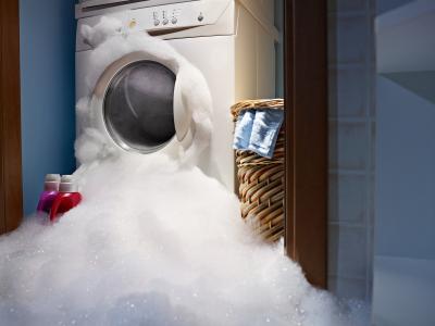 Leaking-Washing-Machine
