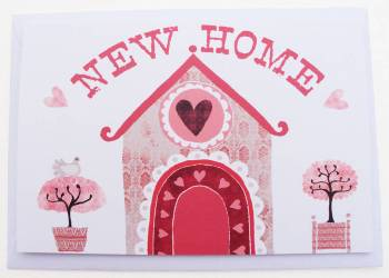 pink-new-home-cards-simple-new-house-classic-ideas-wonderful-sample-animal-love-spread-door
